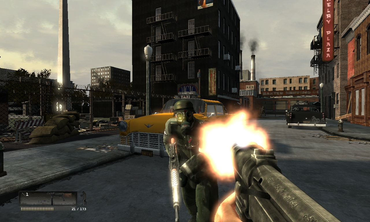 Turning Point: Fall of Liberty Xbox 360   5