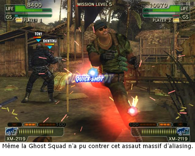 Ghost Squad WII | 11