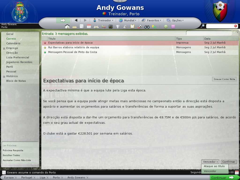 Football Manager 2008 PC | 13