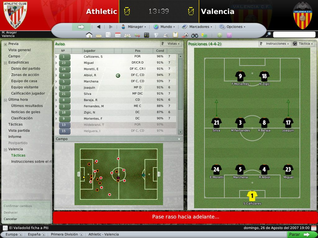 Football Manager 2008 PC | 9