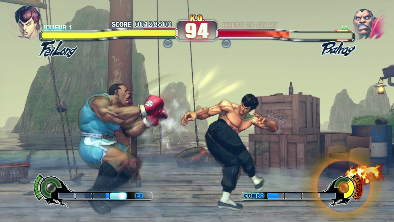 Street Fighter IV Playstation 3 | 129
