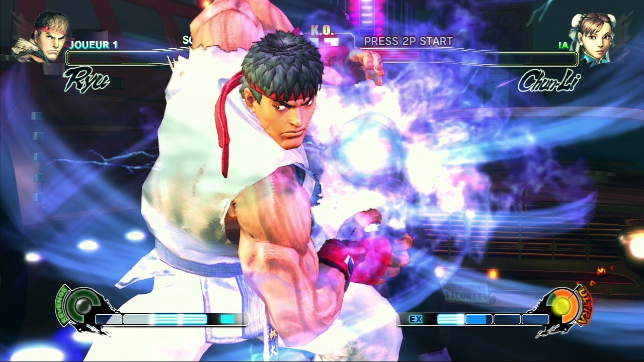 Street Fighter IV Playstation 3 | 131