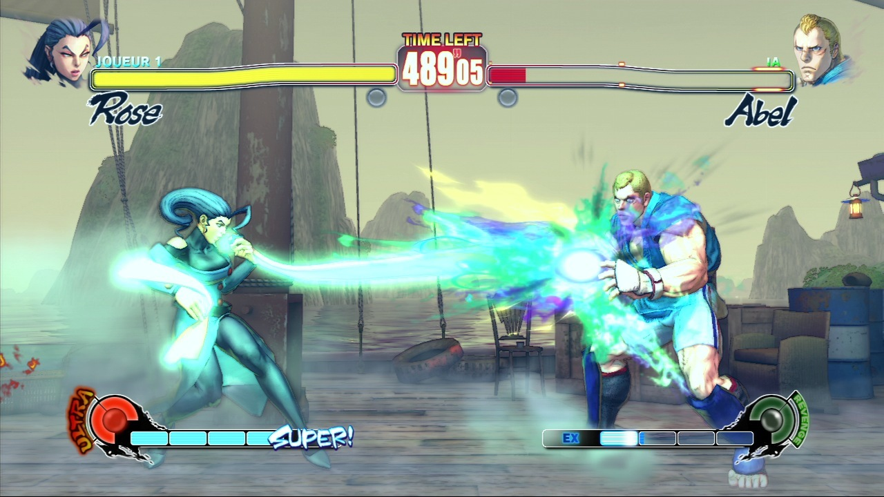 Street Fighter IV Playstation 3 | 133