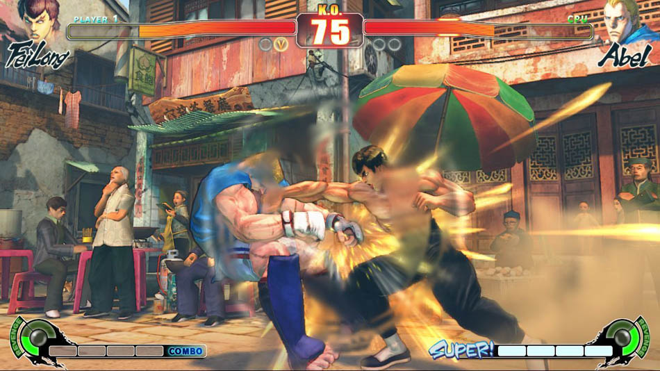Street Fighter IV Xbox 360 | 100