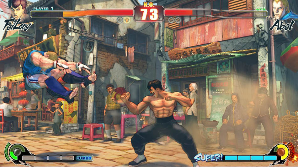 Street Fighter IV Xbox 360 | 102