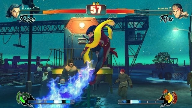 Street Fighter IV Xbox 360 | 105