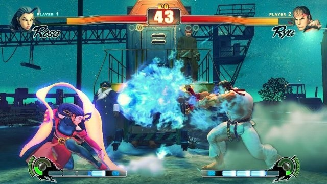 Street Fighter IV Xbox 360 | 106