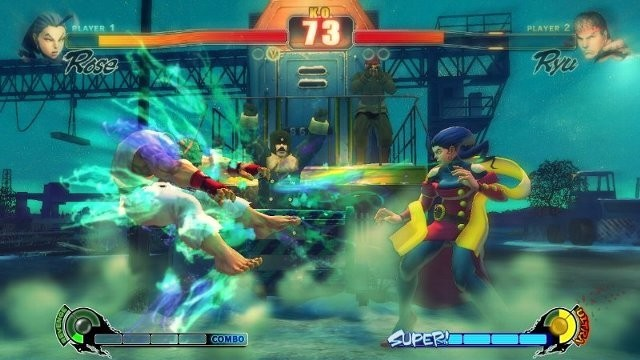 Street Fighter IV Xbox 360 | 109