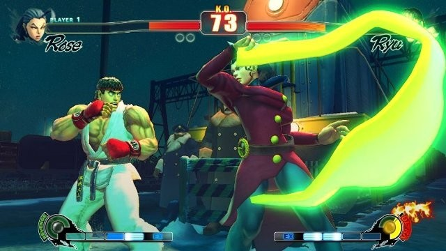 Street Fighter IV Xbox 360 | 110