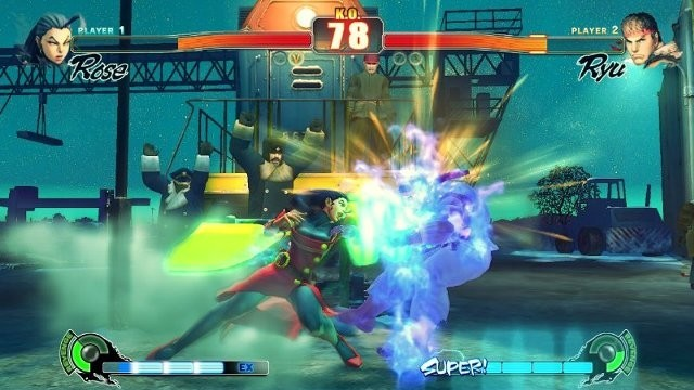 Street Fighter IV Xbox 360 | 115