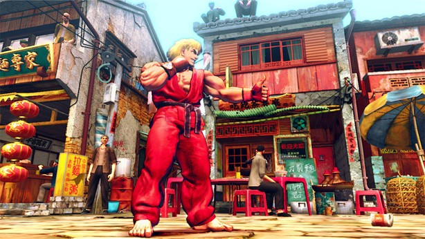 Street Fighter IV Xbox 360 | 12