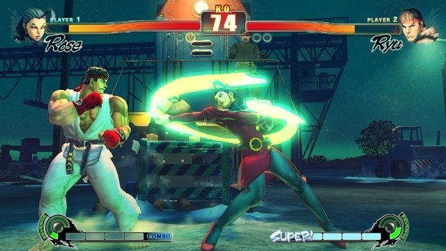Street Fighter IV Xbox 360 | 121