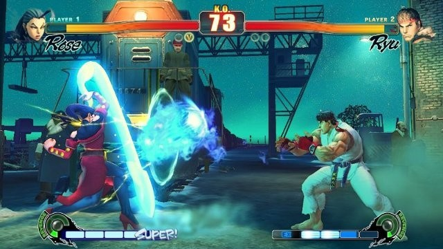 Street Fighter IV Xbox 360 | 123