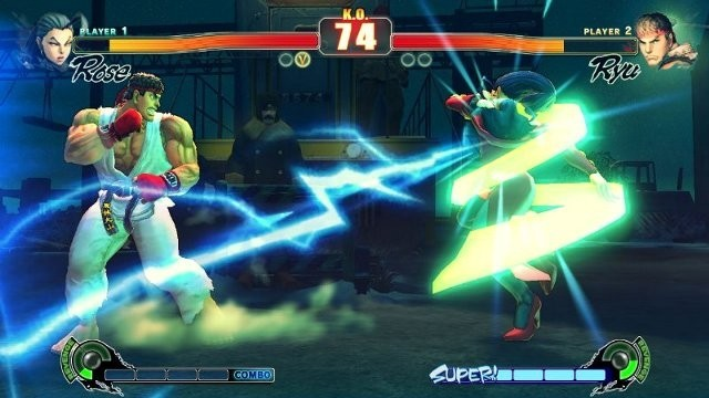Street Fighter IV Xbox 360 | 124