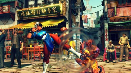 Street Fighter IV Xbox 360 | 19