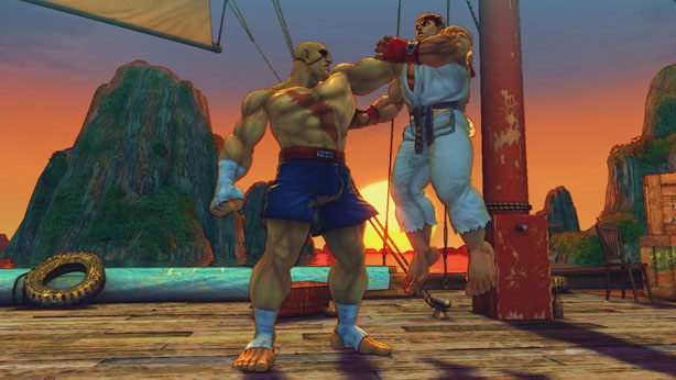 Street Fighter IV Xbox 360 | 41