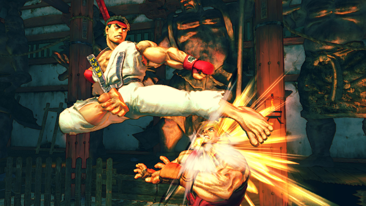 Street Fighter IV Xbox 360 | 48