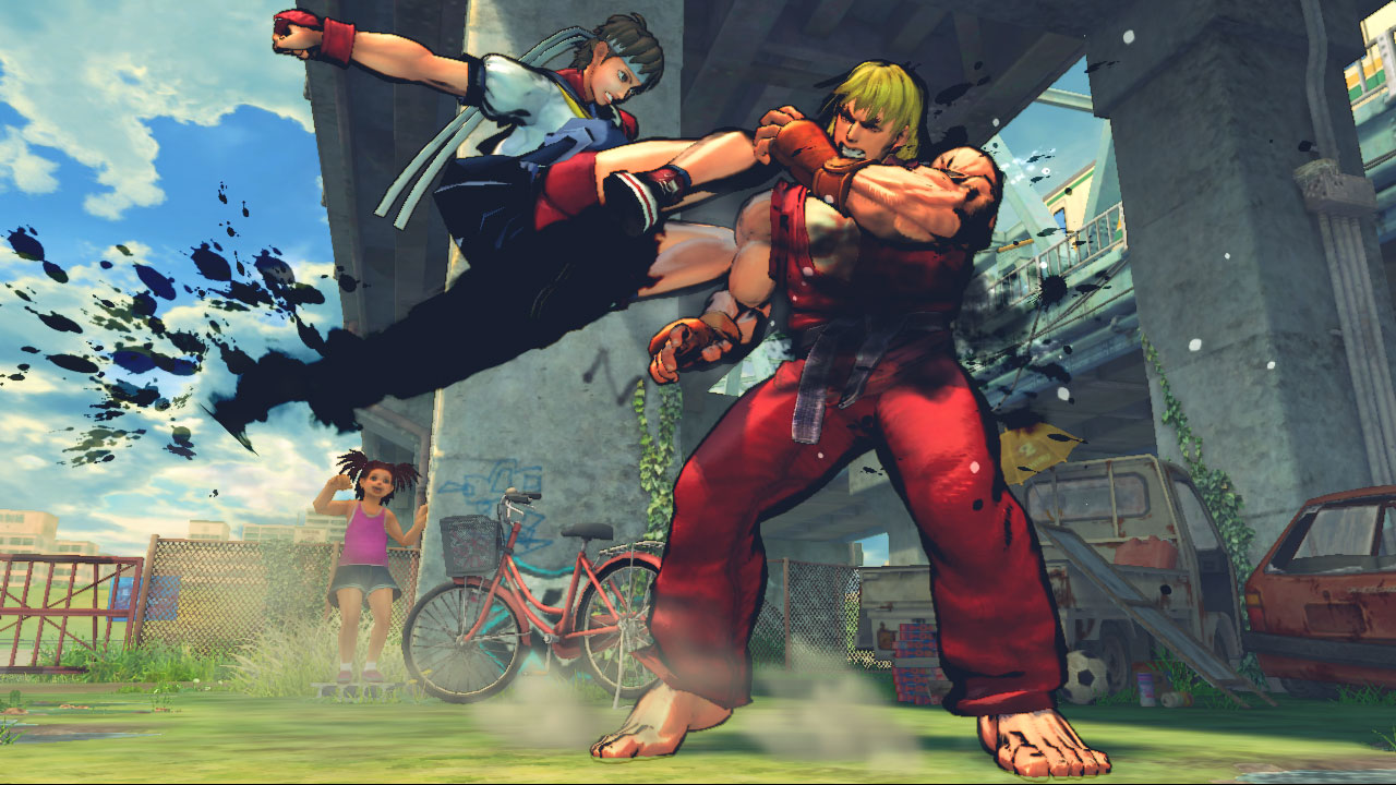 Street Fighter IV Xbox 360 | 57