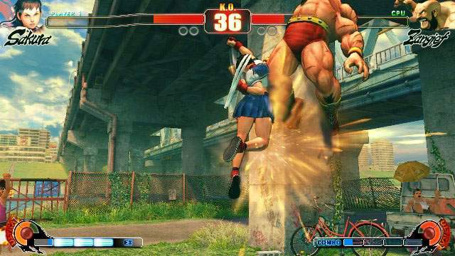 Street Fighter IV Xbox 360 | 65