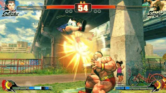 Street Fighter IV Xbox 360 | 68