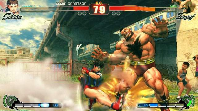 Street Fighter IV Xbox 360 | 72