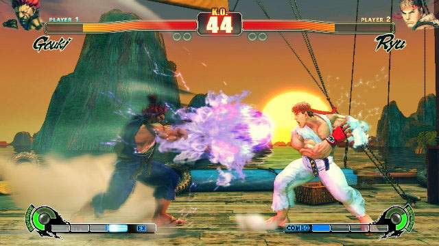 Street Fighter IV Xbox 360 | 78