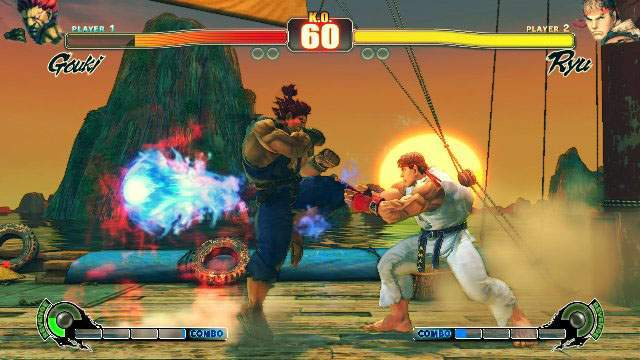 Street Fighter IV Xbox 360 | 83