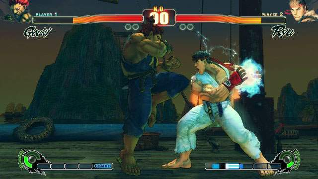 Street Fighter IV Xbox 360 | 84