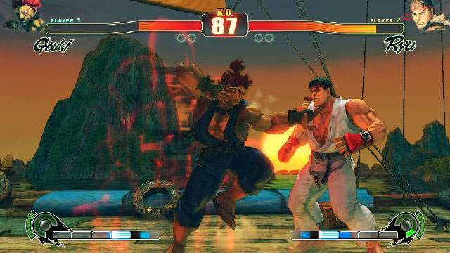 Street Fighter IV Xbox 360 | 86