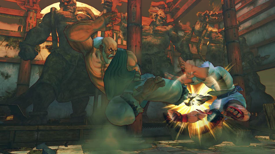 Street Fighter IV Xbox 360 | 92