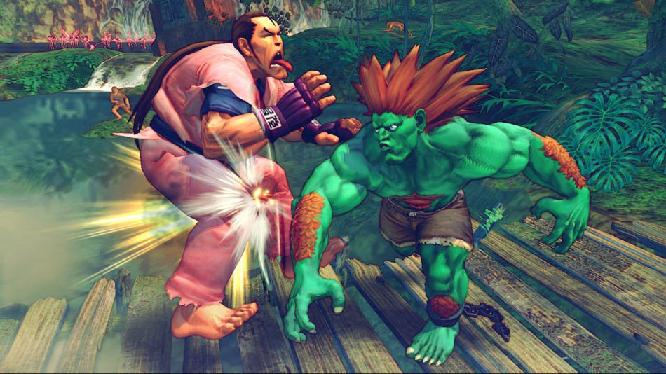 Street Fighter IV Xbox 360 | 94