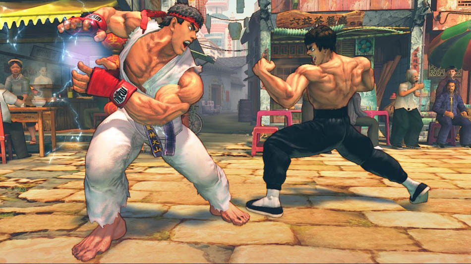 Street Fighter IV Xbox 360 | 98