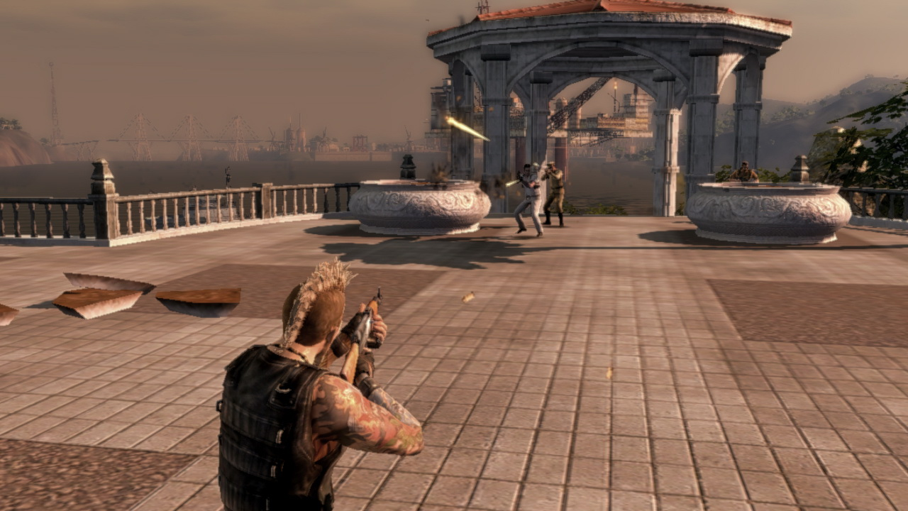 Mercenaries 2 : L'Enfer des Favelas Xbox 360 | 14