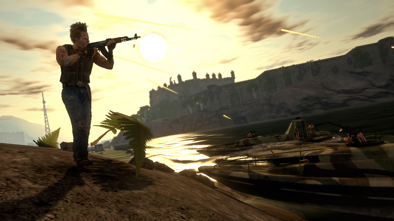 Mercenaries 2 : L'Enfer des Favelas Xbox 360 | 17