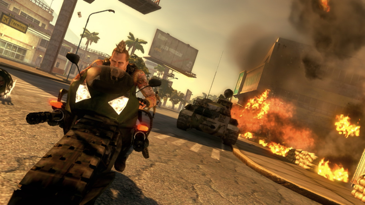 Mercenaries 2 : L'Enfer des Favelas Xbox 360 | 18