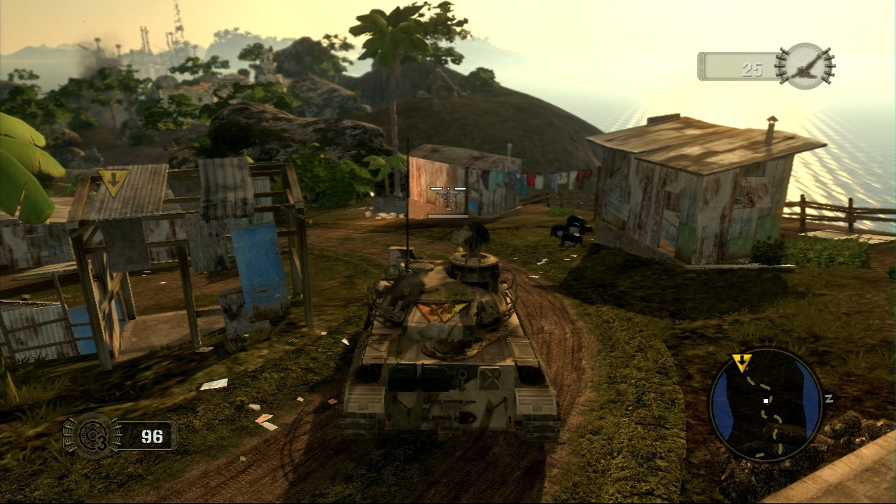 Mercenaries 2 : L'Enfer des Favelas Xbox 360 | 23