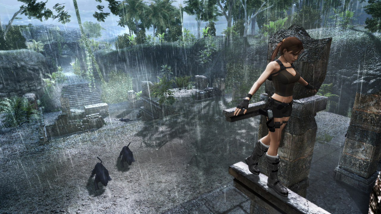 Tomb Raider Underworld Xbox 360 | 17