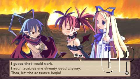 Disgaea : Afternoon of Darkness Playstation Portable | 5