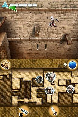 Assassin's Creed : Altair's Chronicles Nintendo DS ( Image 5 sur 28 )