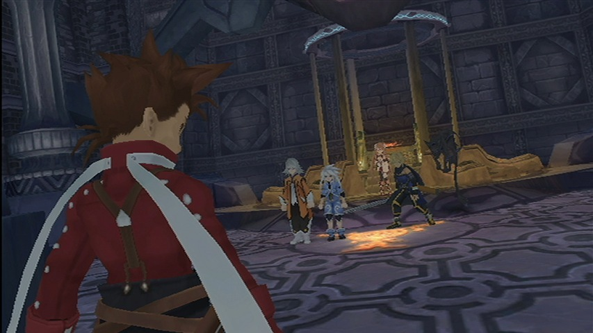 Tales of Symphonia : Dawn of the New World WII | 32