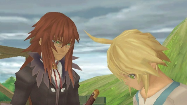 Tales of Symphonia : Dawn of the New World WII | 37