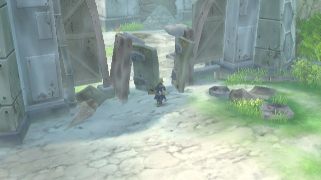 Tales of Symphonia : Dawn of the New World WII   41