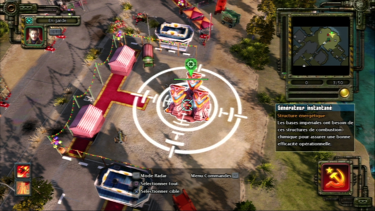 Command & Conquer : Alerte Rouge 3 Playstation 3 | 10