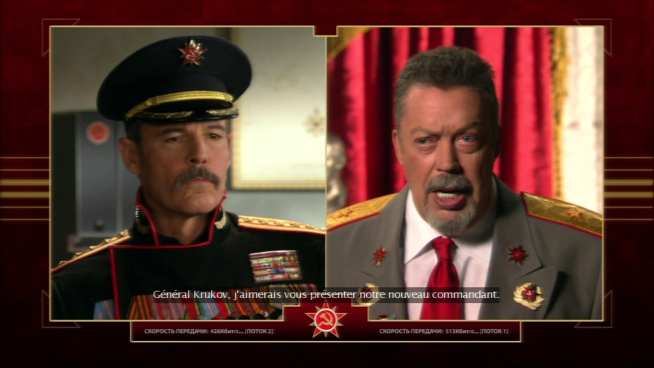 Command & Conquer : Alerte Rouge 3 Playstation 3   7