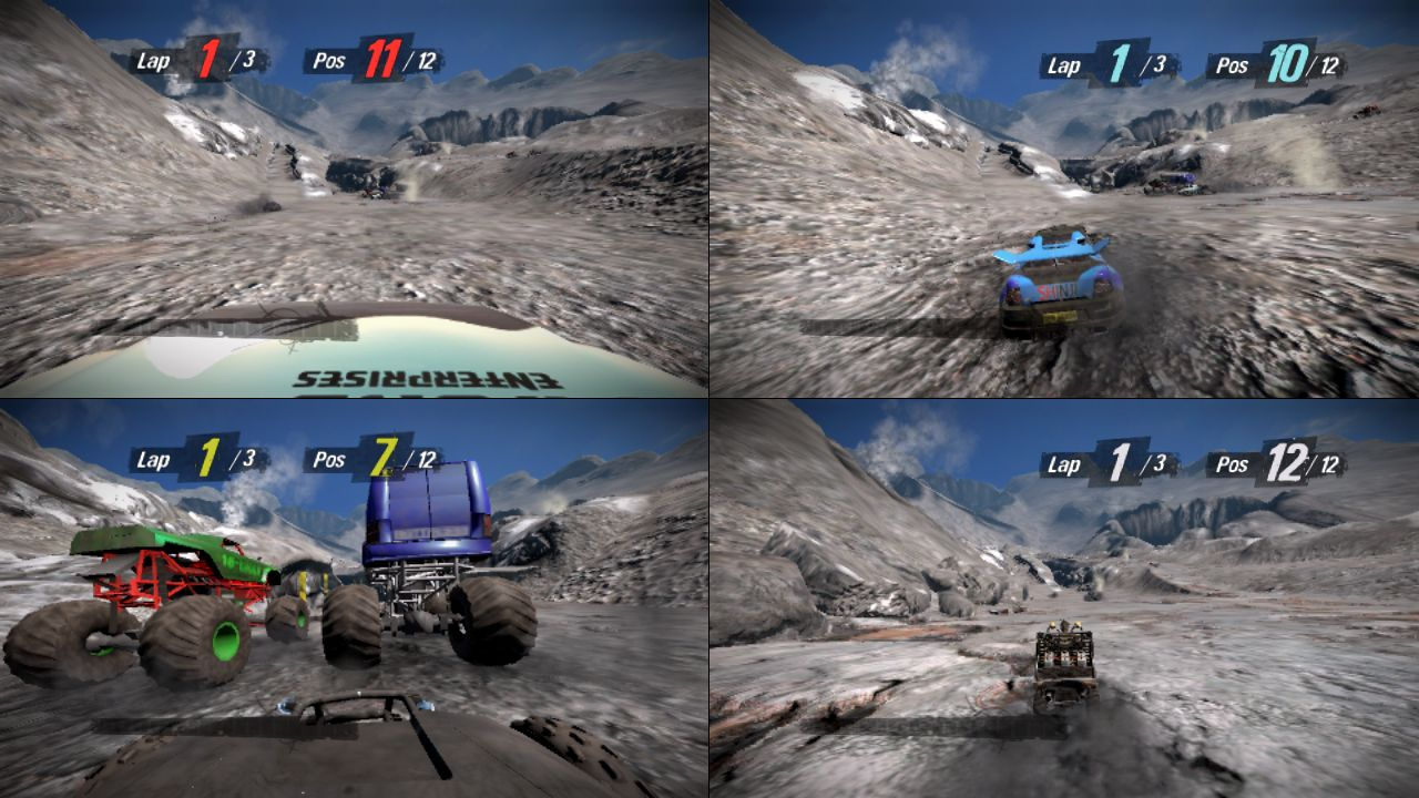 MotorStorm 2 Playstation 3 | 58