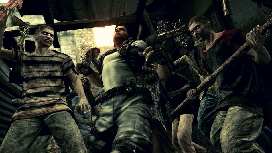 Resident Evil 5 Playstation 3 | 101