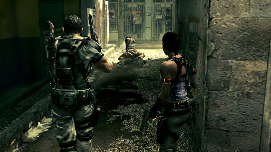 Resident Evil 5 Playstation 3 | 121
