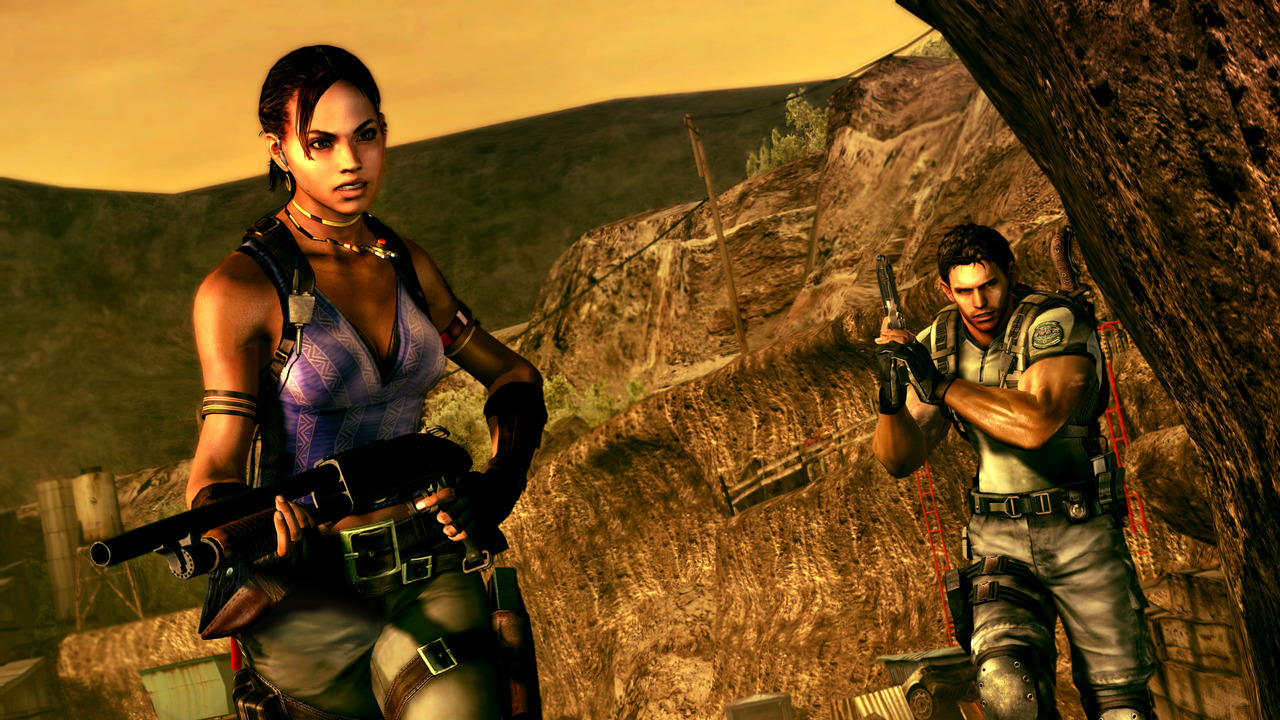 Resident Evil 5 Playstation 3 | 14