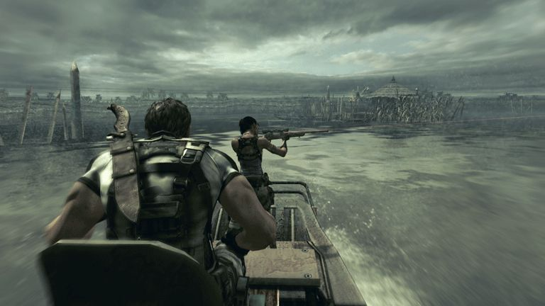Resident Evil 5 Playstation 3 | 46