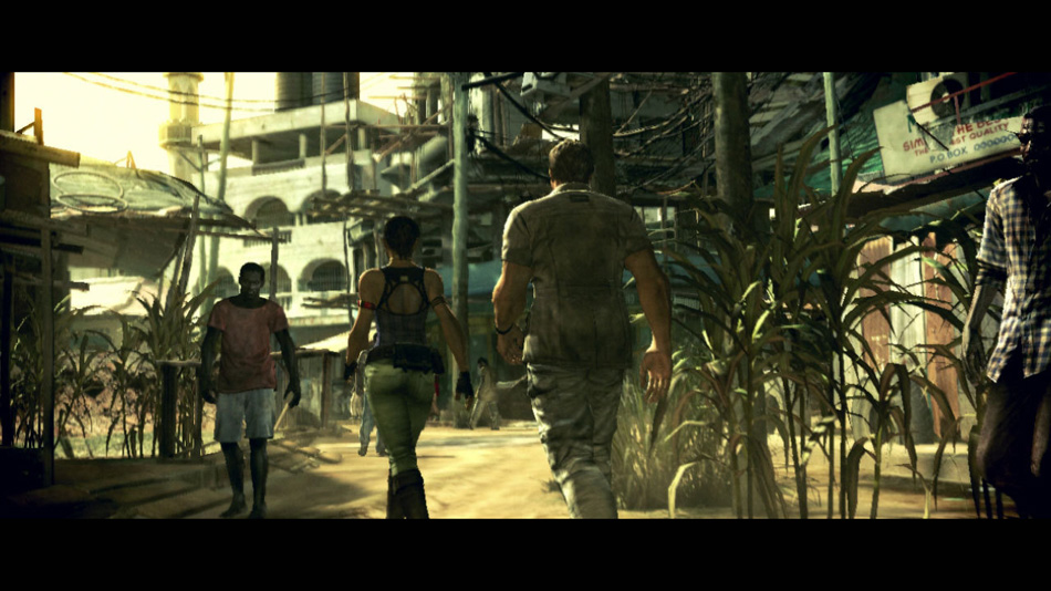 Resident Evil 5 Playstation 3 | 97